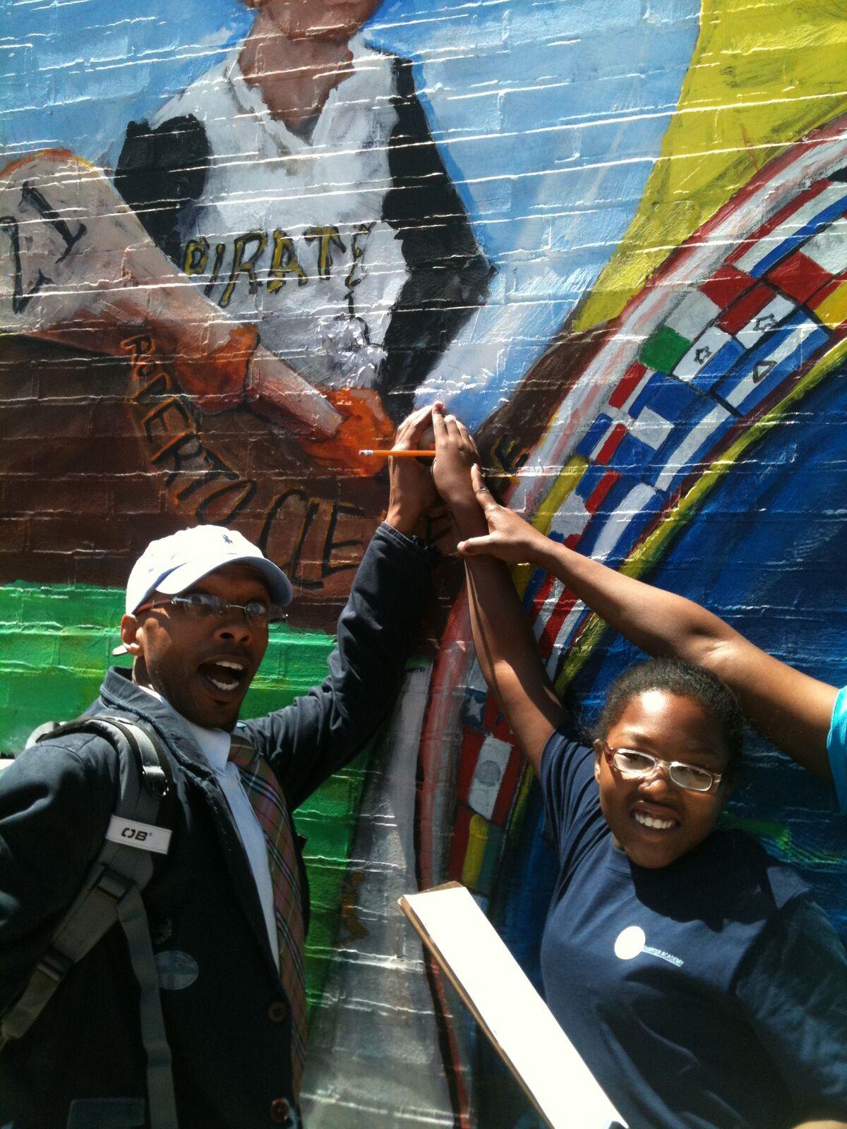 Humboldt Park Mural Arts Project