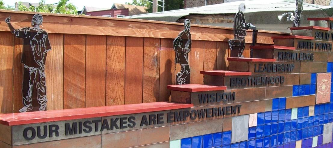 """""""La Casa Norte"""" Public Art, 2007"""