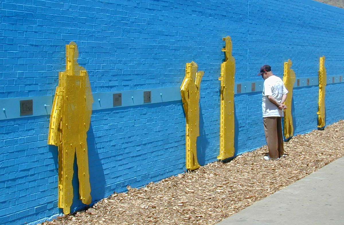 """Cuentos en la Pared"" Public Art, 2005"