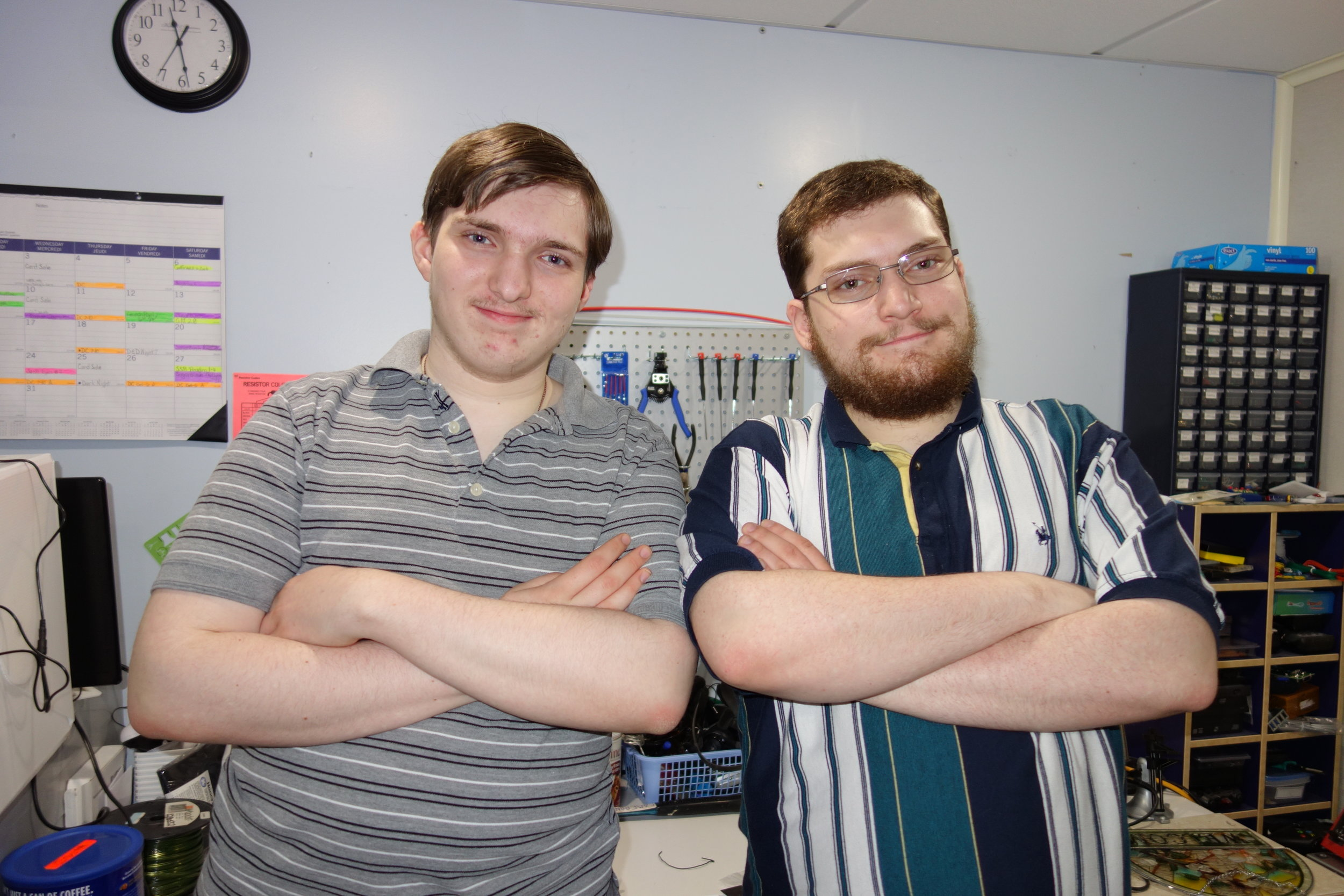 - Brothers, Andrew and Josh Cameron, started Andosh Accessible Gaming to help people with disabilities access video games. They grew up with Hyper Mobile Ehlers Danlos Syndrome. The brothers love playing video games however, their disability often made this difficult. They spent years looking for a solution without much success. The few potential controllers they were able to find were either too expensive, or didn't properly meet their needs. Eventually, they decided to try building their own solutions. Today, they are putting their well-honed skills to practical use; adapting and modifying games controllers, repairing game consoles and 3-D printing.