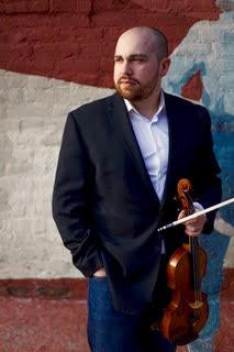 Antonio Cevallos, violin