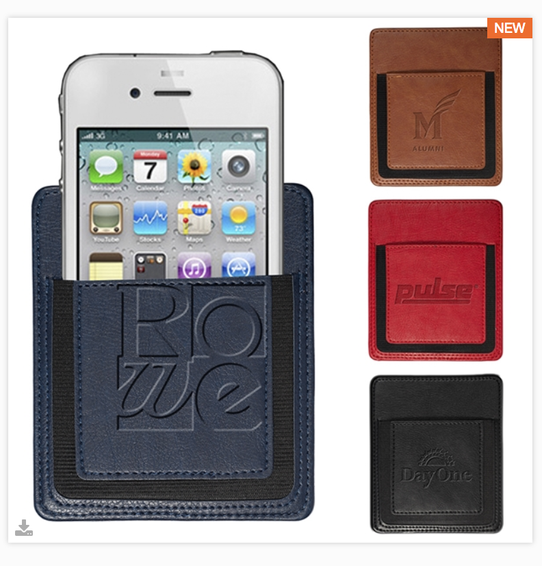Leeman Handy Pocket/Phone Holder  Product #: LG-9433