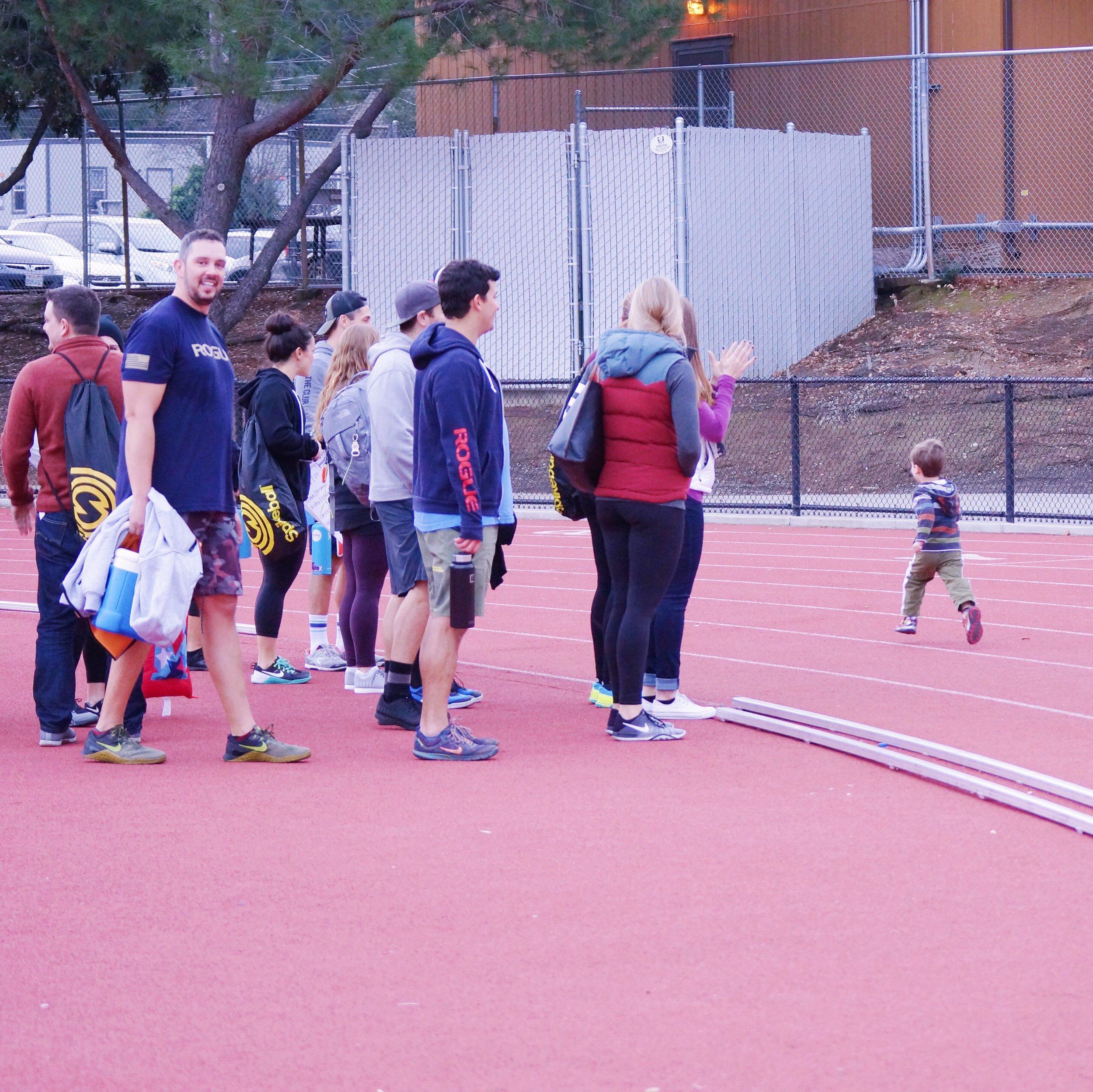 Jack Rabbits Track Club Los Gatos