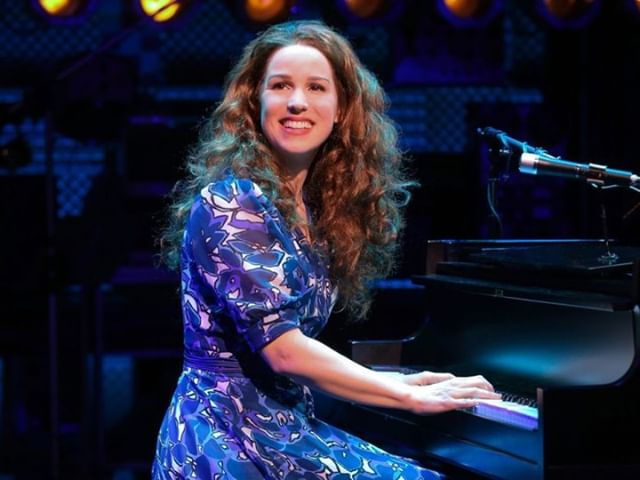 BEAUTIFUL: The Carole King Musical is playing now at @theBushnell. Telling the inspiring true story of King's remarkable rise to stardom and filled with hits from one of America's greatest songwriter, the show plays in Hartford now through Sunday! #hartford #thebushnell #TOD #transit #caroleking
