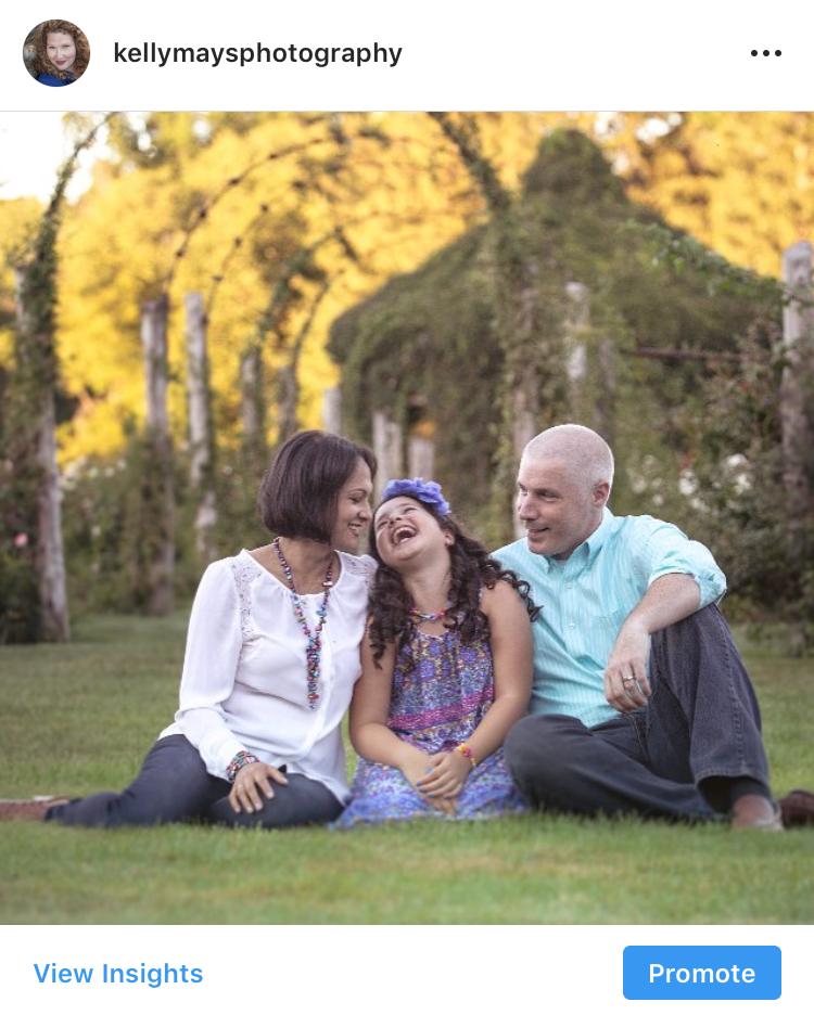 Elizabeth Park, Family Portraits
