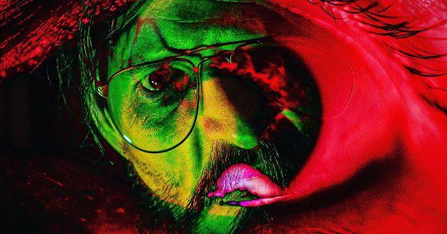 "I'm melting  Still from Peter Hartsock's ""Optic Nerve""  #410pictures #opticnervefilm #psychedelichorror #midnightmovie #horrorshortfilm"