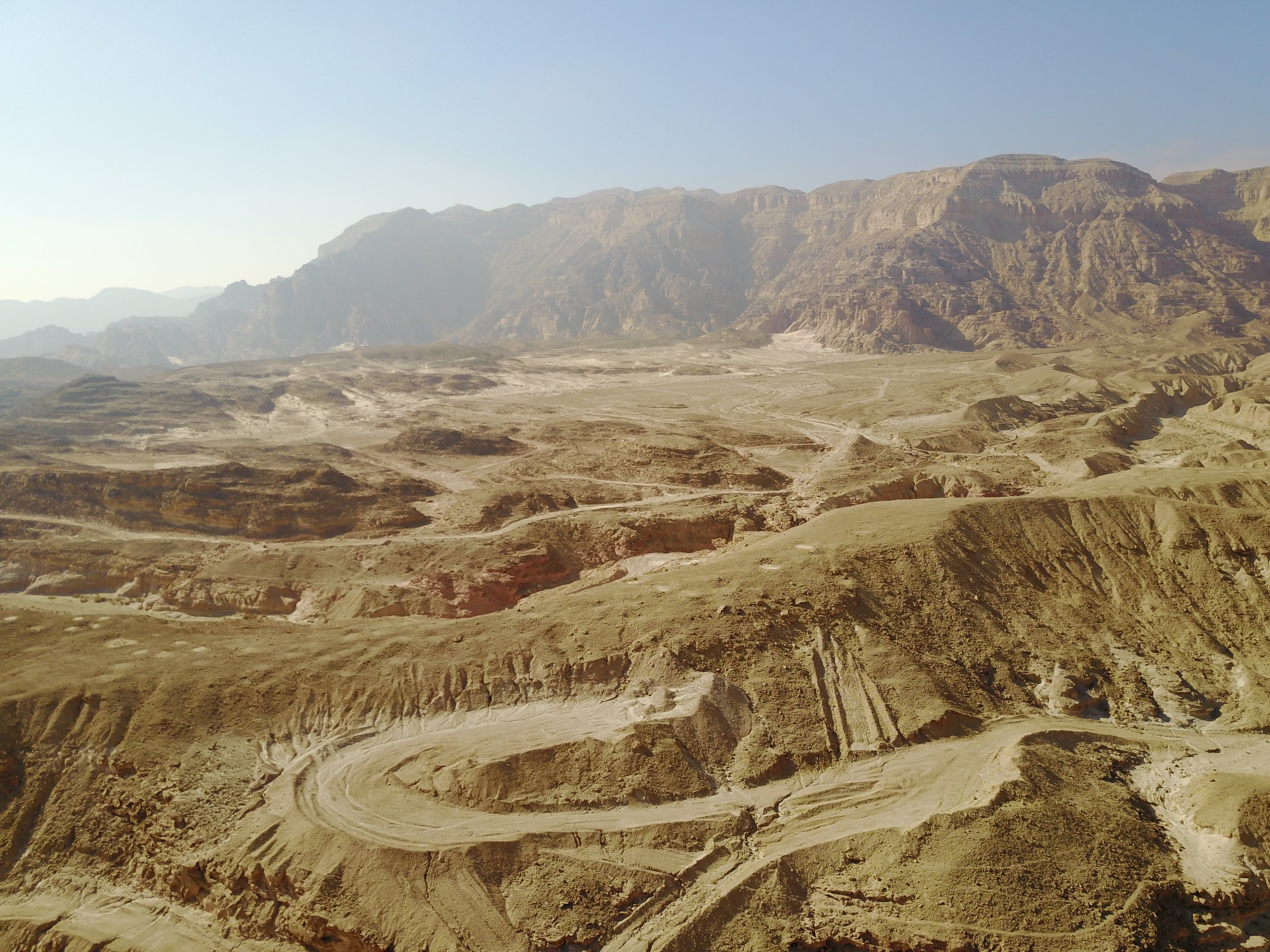 SOLOMON'S MINES and THE DEAD SEA MINES