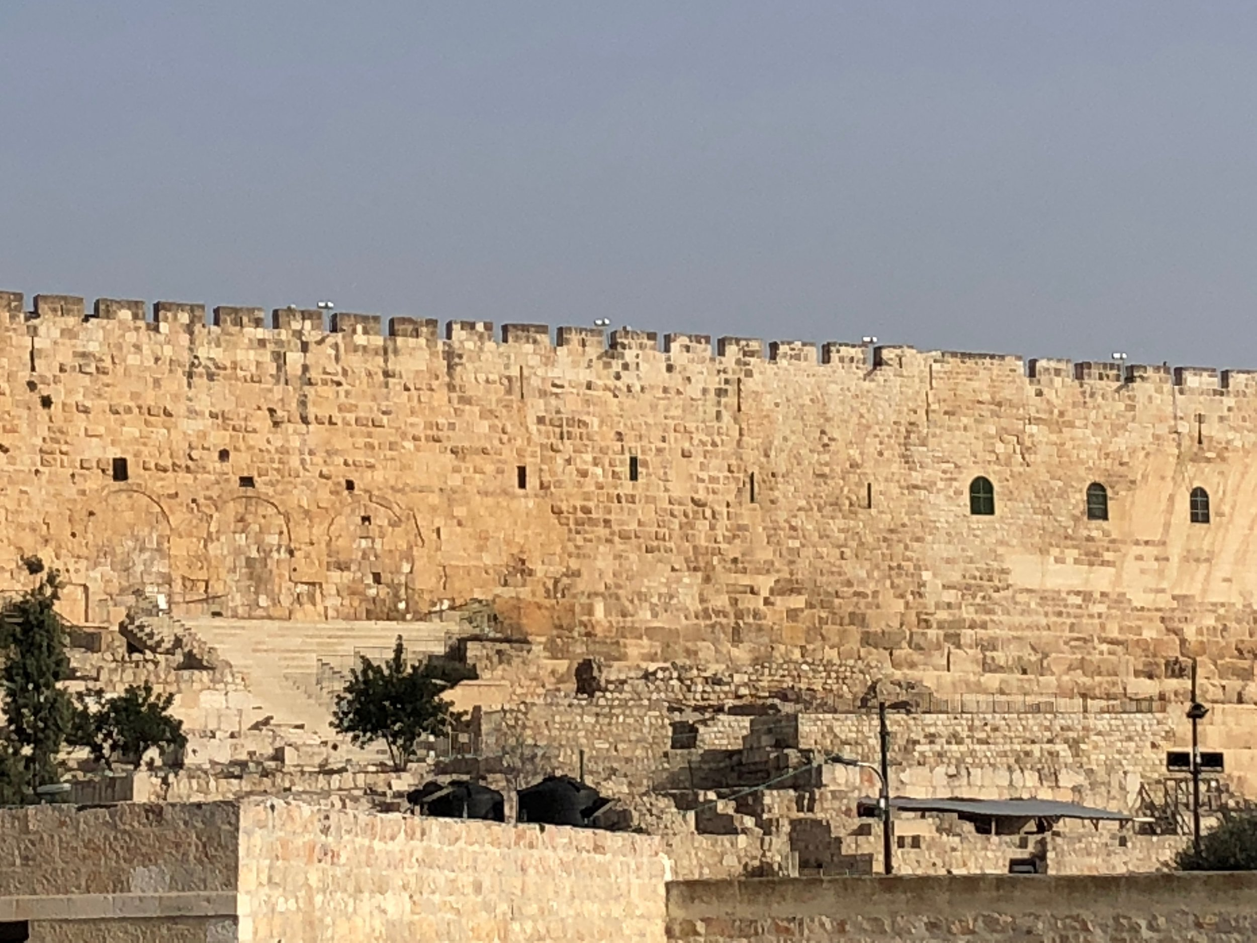 JERUSALEM THAT JESUS KNEW