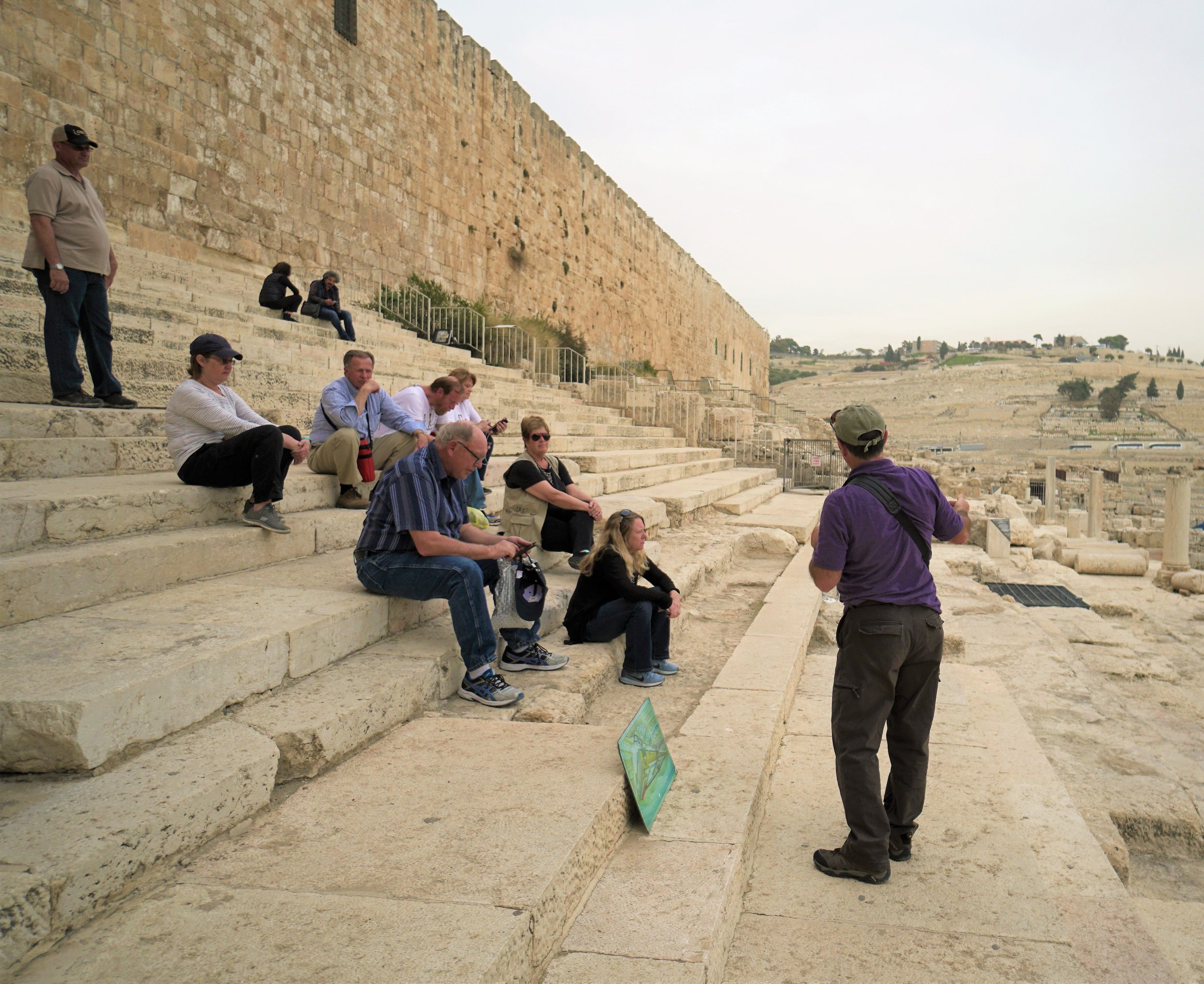 Learn more about JCF biblical study tours -