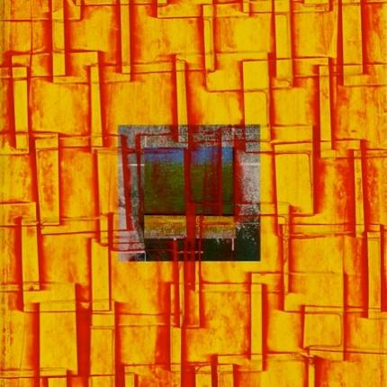 "Tibetan Square (14""x14"")"