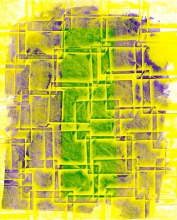 "Emerging Green (11""x14"")"