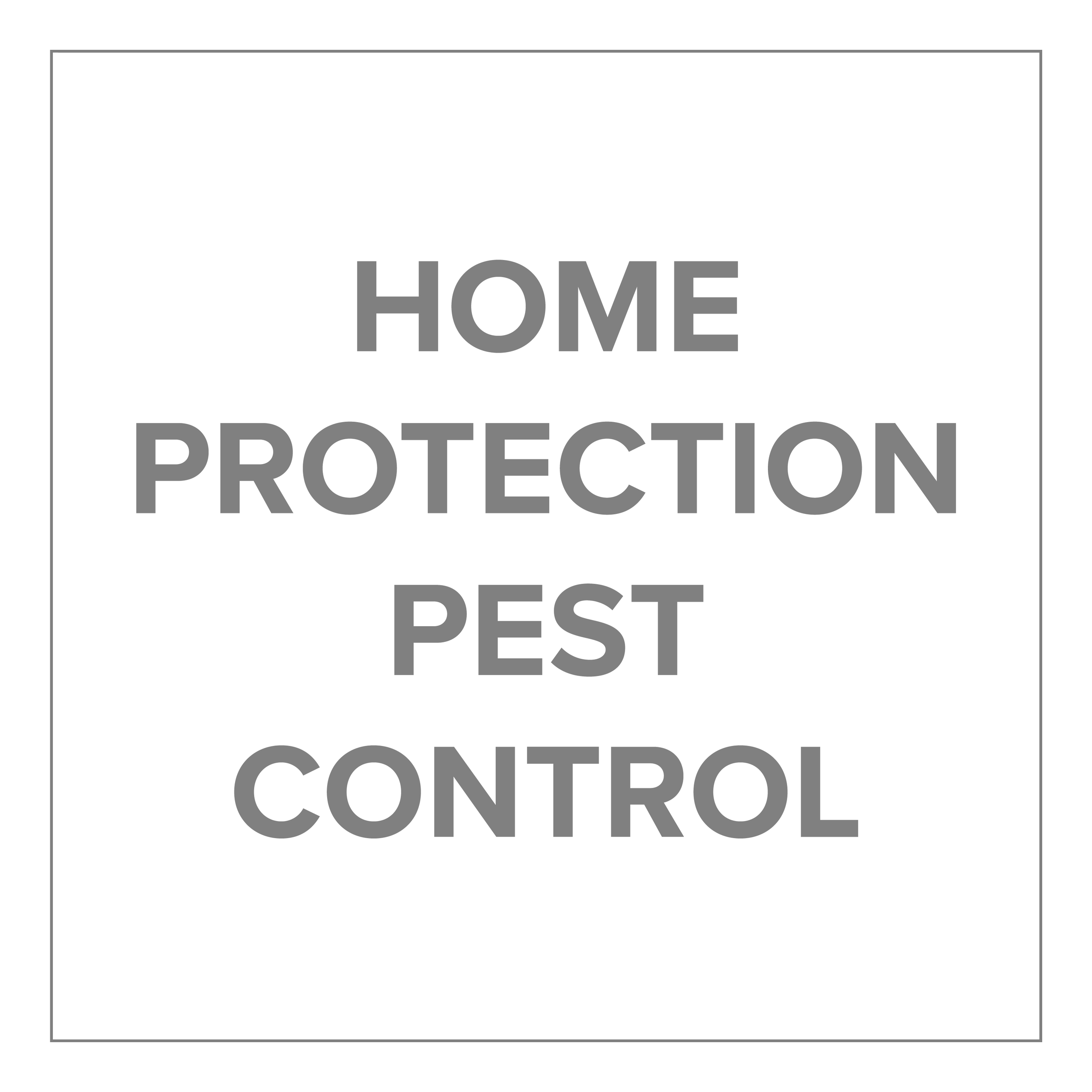 Home Protection Pest Control