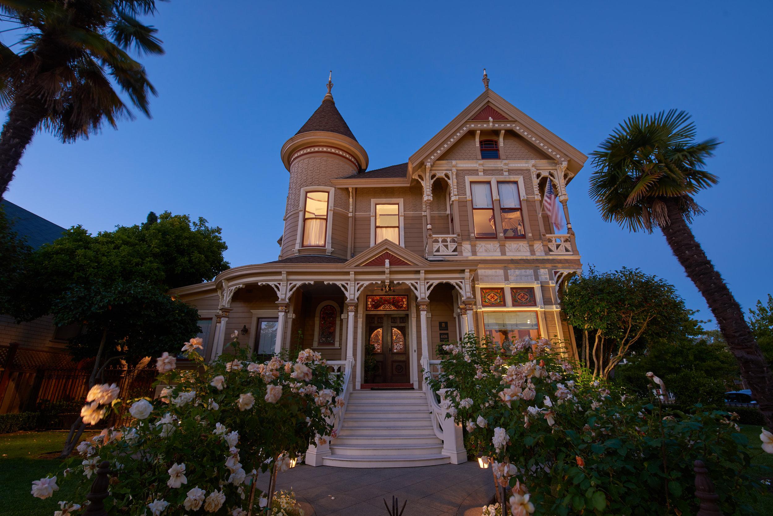 ACKERMAN HERITAGE HOUSE - NAPA, CA