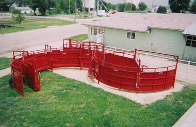 Crowding Equipment - Circular System