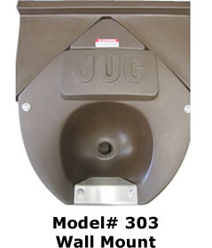 Model # 303 Wall Mount