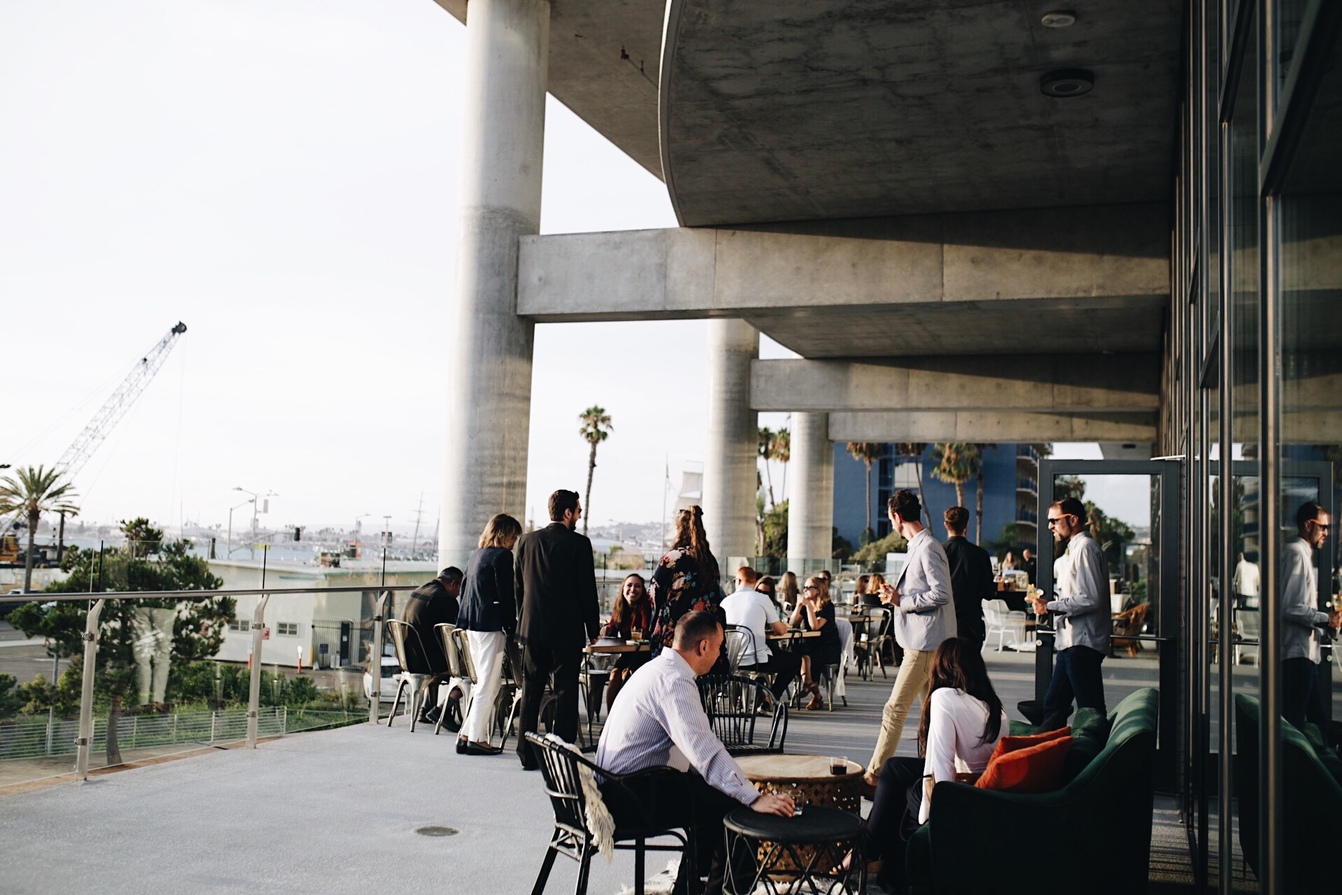 Thank you to all the vendors + planners that came out to celebrate with us out on the terrace Wednesday. We are always reminded of our wonderful community of event dreamers + doers.  Please reach out with any questions or inquiries as we are starting to book weddings, conferences, company parties, and more now!