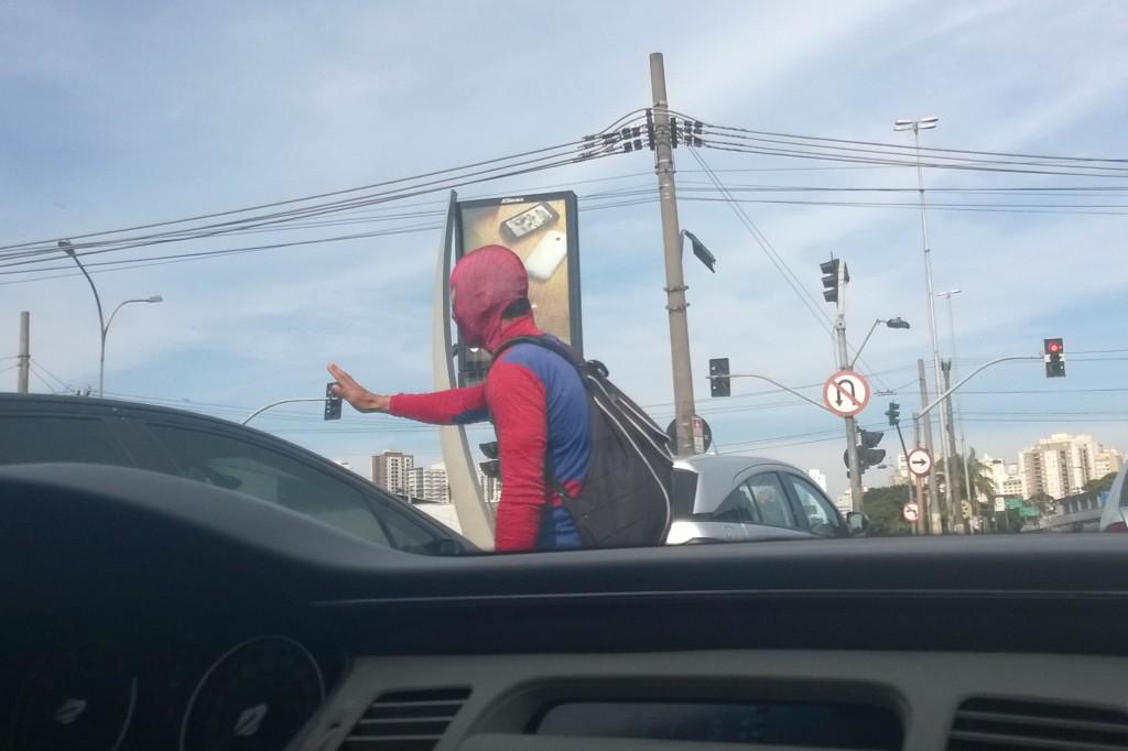 São Paulo Spider-Man