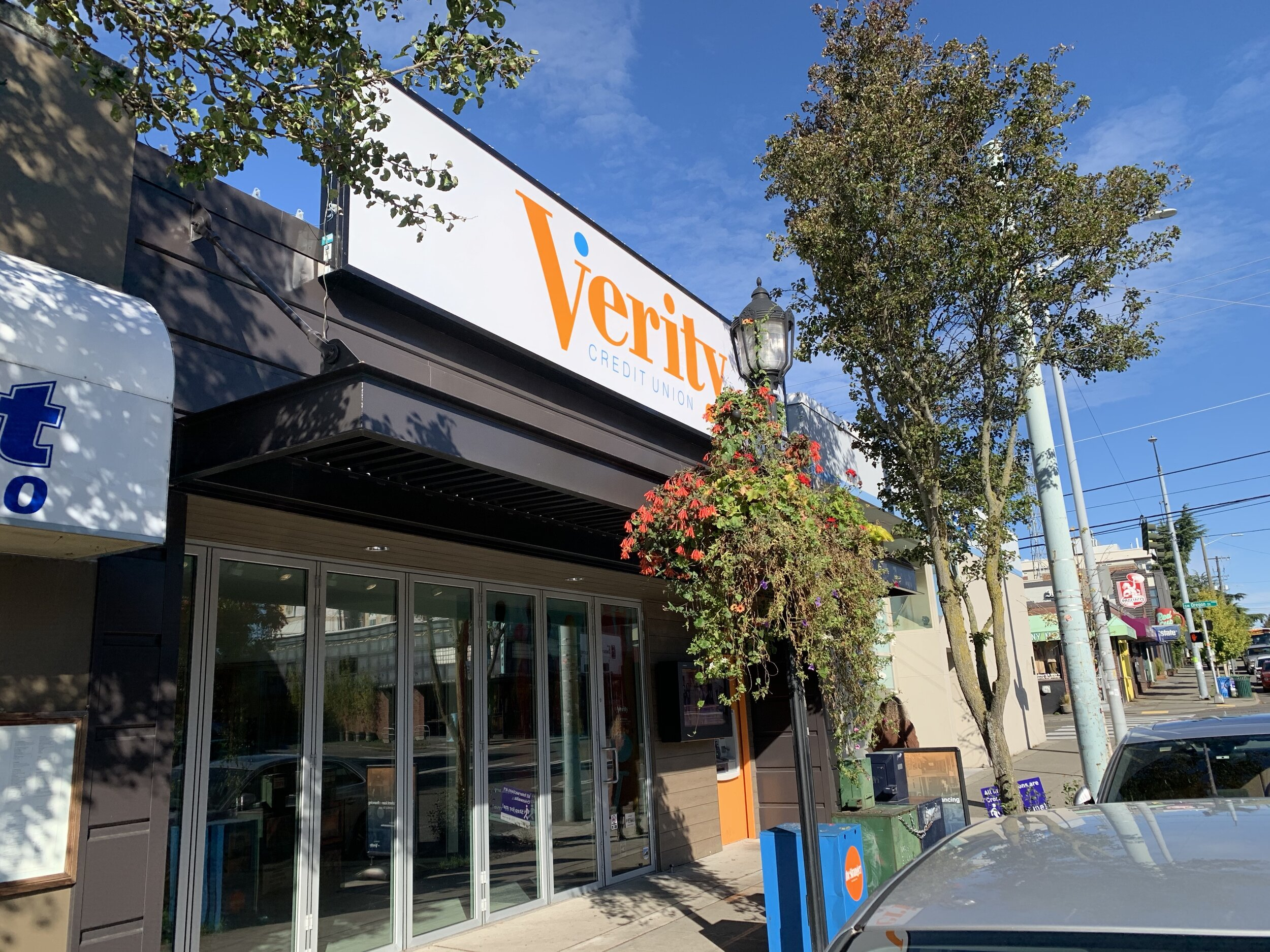 West Seattle Branch of Verity Credit Union