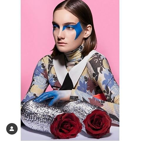 @amazingmagazine #amazingmagazine issue 8 #amazingbeauty  Photographer  @ryanwestphoto  Fashion Director  #donaldLawrence8  @therexagency Hairstylist  @yudelkahair  Makeup artist  @janicedaoud  #colourblocking