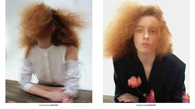 @amazingmagazine  #amazingmagazine  The world of Beautiful gingers Issue 8 Photographer  @wendybevanofficial  Styled by  @donaldlawrence8  @therexagency  Hairstylist  @kelseyzahn Make up artist  @kendellcotta  @courtney_coll  @freedommodelsla  #americanmodels @duststudiola #gingerhair