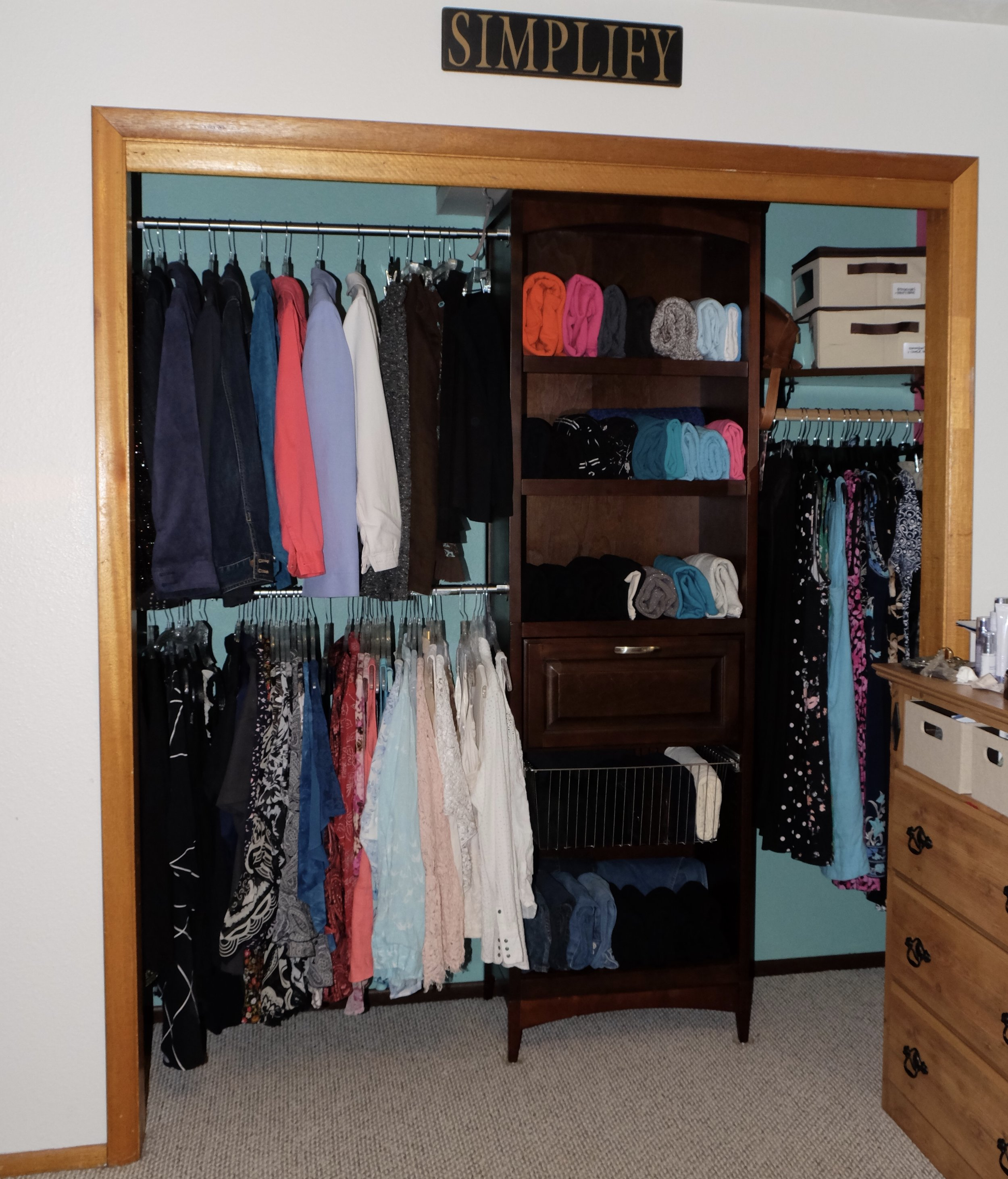 Organized and cheerful