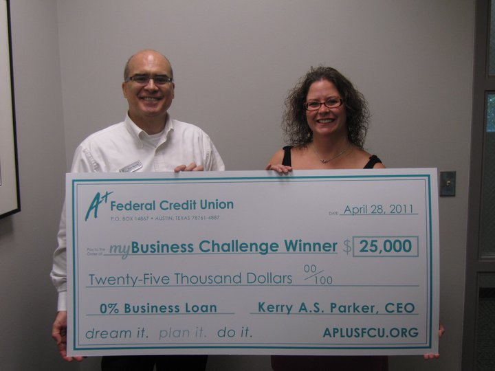 make+Shift wins A+FCU Business Challenge 2011 - In 2011, make+Shift went from a vision to reality with the Help of A Plus Federal Credit Union. We entered a Business Plan Competition for entrepreneurs. We along with 6 other companies were awarded a $25,000  at 0% APR Business Loan to help launch our companies! Proud to say we have paid that back and are still going strong! Support local business!