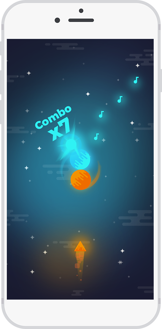 Codots - Rhythm Game - Download our new endless, rhythm based game and climb up the leaderboards!