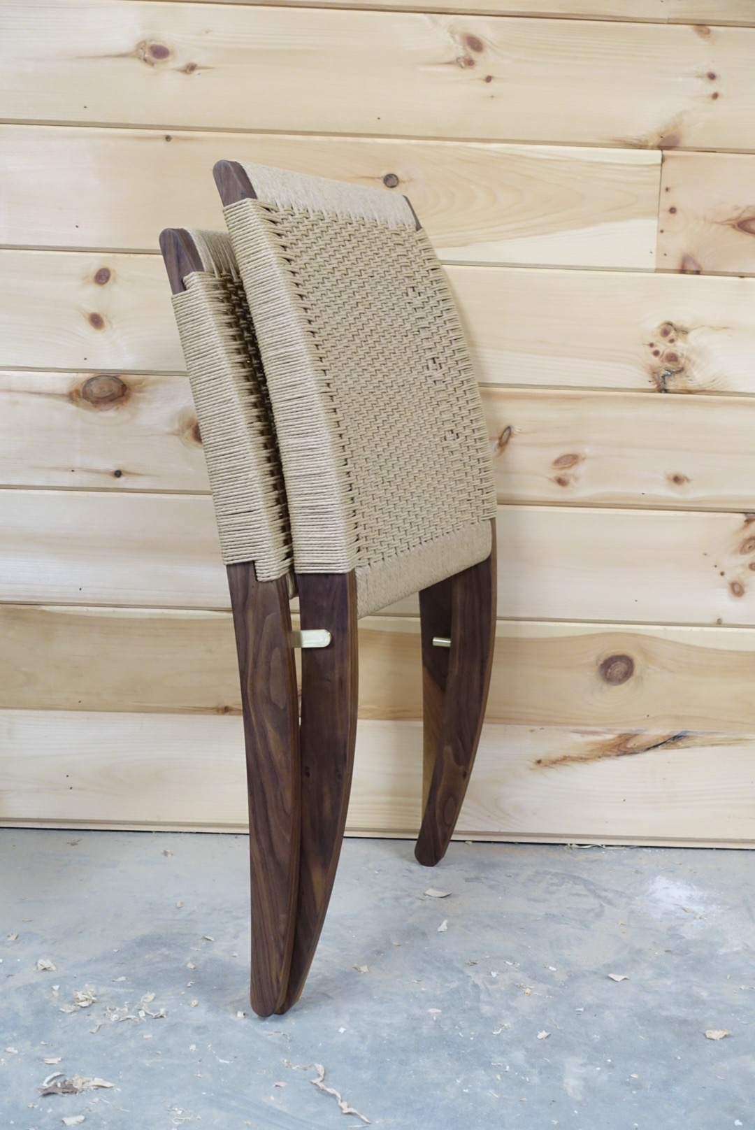 Danish modern folding lounge chair walnut.jpg