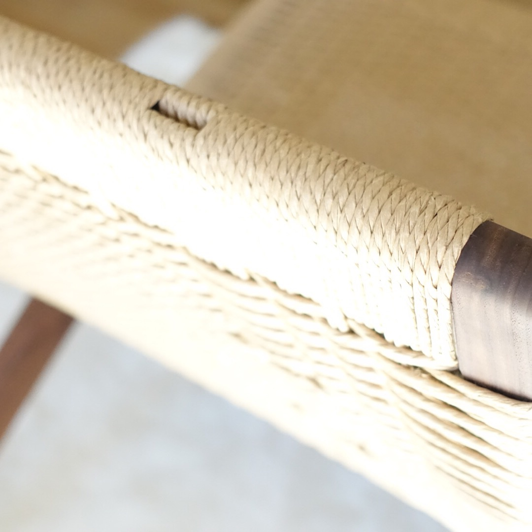 Danish paper cord ch25 style woven lounge chair.jpg