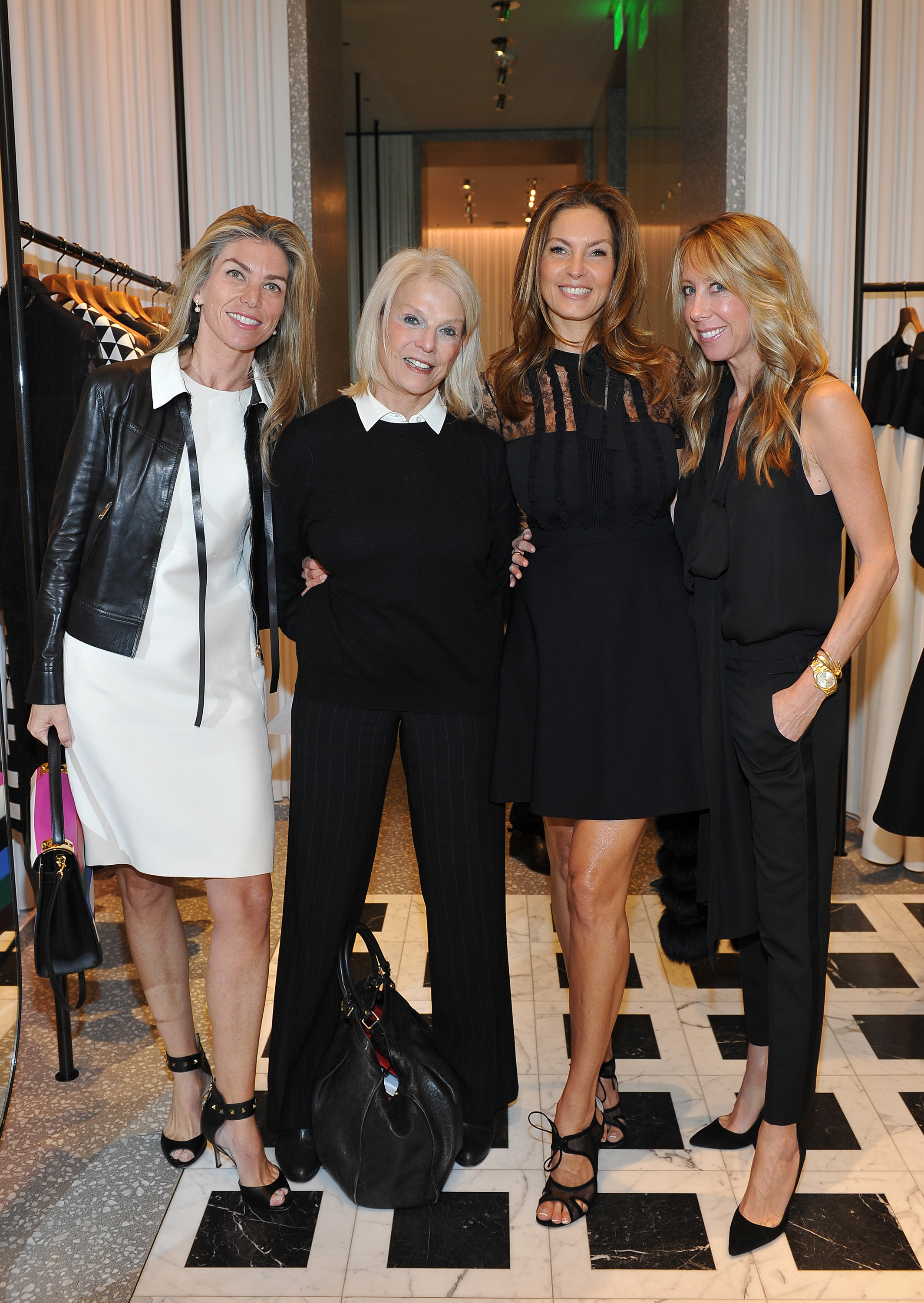 Alison Petrocelli, Astrid Heger, Mareva Marciano, Eve Somer Gerber