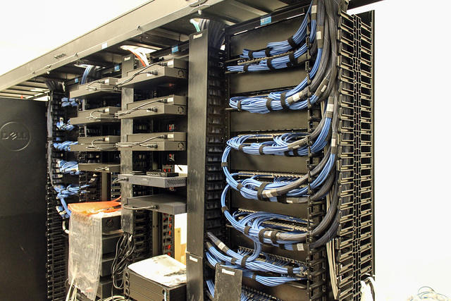 Networks - DIRTT Networks is a factory built, pre-tested and componentized approach to building sustainable network infrastructure. Connections simply click together, eliminating the need for expensive on-site trades.