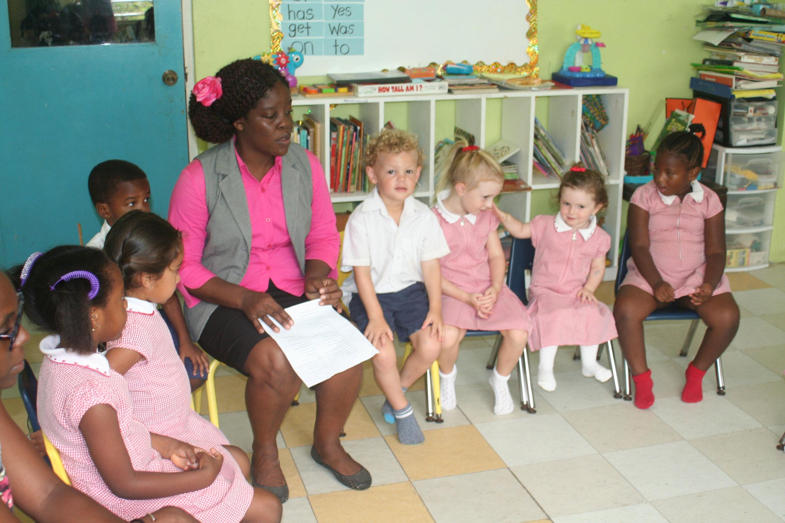 Deslyn Wilkinson - Early Childhood Faculty