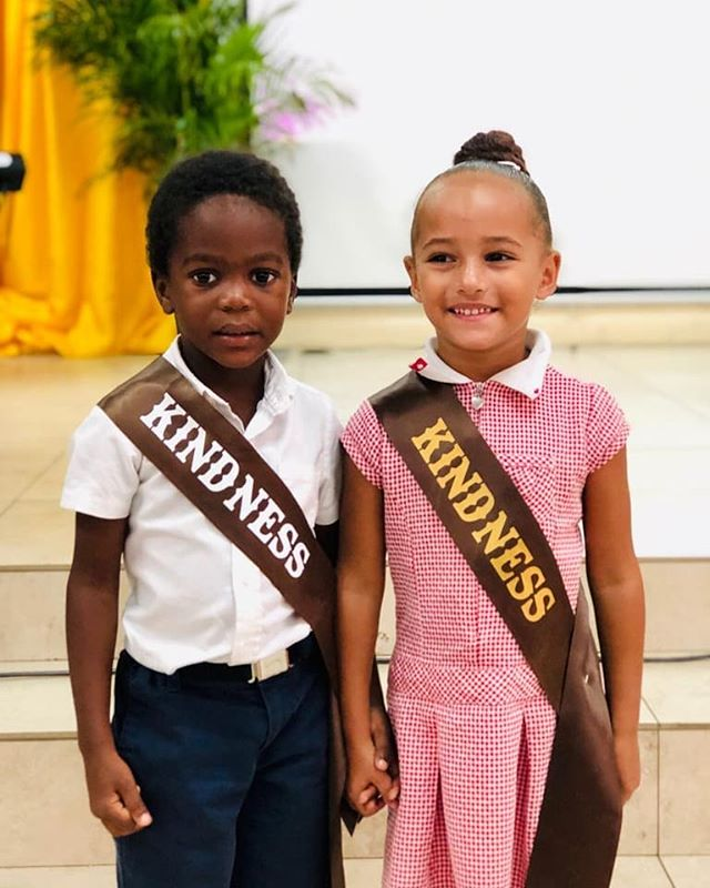 Presenting Prince Chase Harding and Princess Zara Guy! Remember to come out to support them on Thursday 13th June 5pm at NEPAC #nevis #montessori #nevisnice #childmonth