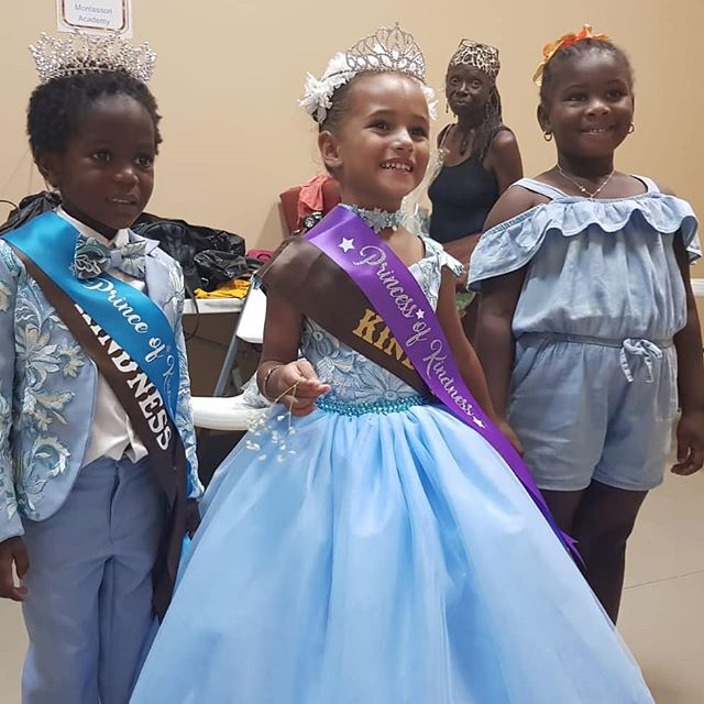 Also well done to our dancer Yejide who performed on the night too! So proud of our young superstars! #nevis #nevisnice #montessori #princeandprincess