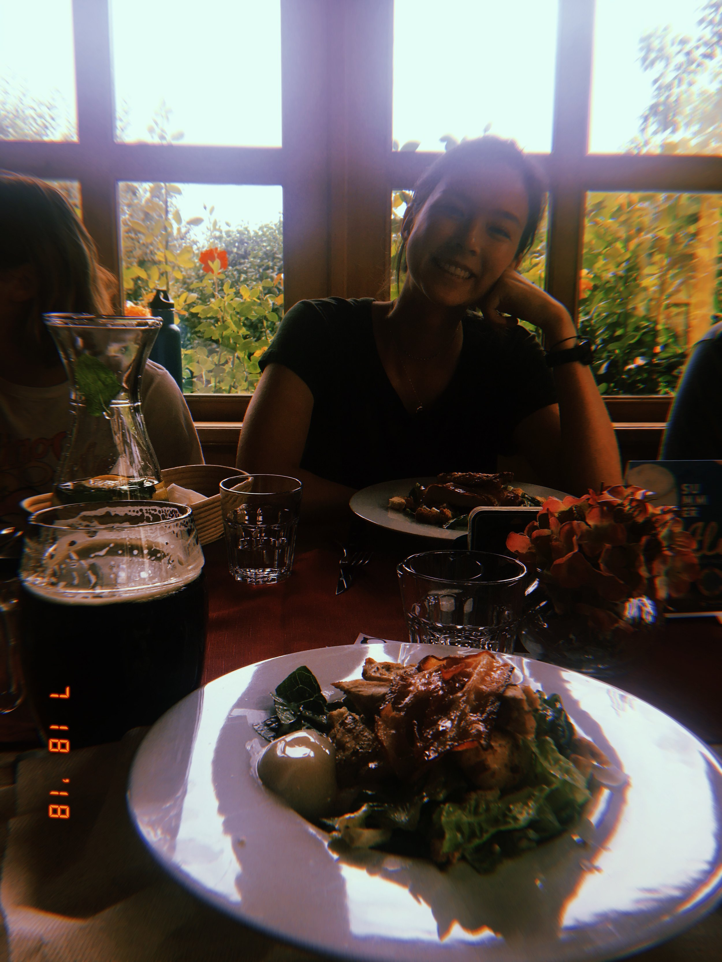 Lunch in Kutna Hora | we love our Czech caesars