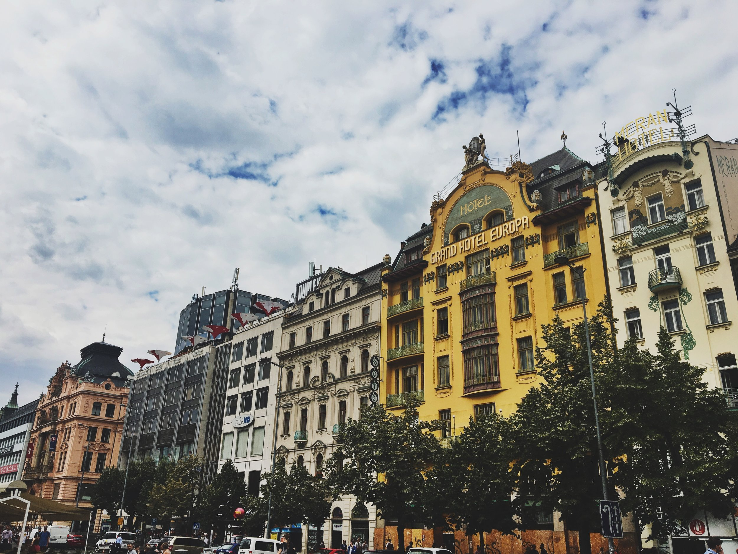 Sightseeing in Prague | Old Town District