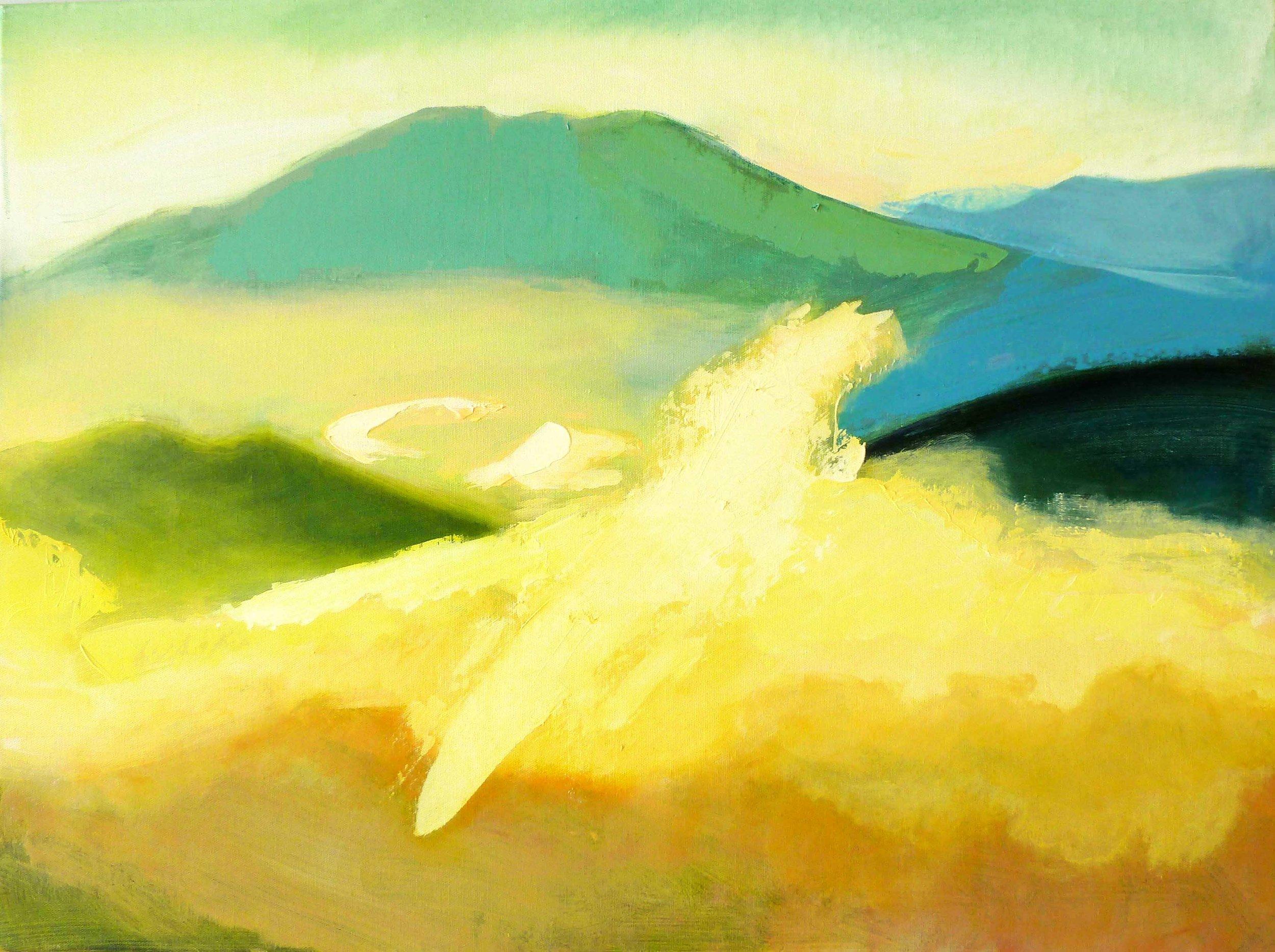 Mist II, Rebecca Price