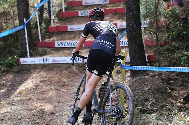 My two races @FayetteCross2019 were very different. Day one was dry and fast. I knew @mttytee would be the one to beat, so I did my best to stay on his wheel as much as possible.  Our race started 30 seconds after the UCI Junior Men's race, and we caught most of their field. I ended up 2nd by 6 seconds.  For Sunday's race the course was flooded.  I didn't pre-ride as there was a thunderstorm right before the race. My first two laps were decent, given I have very little experience in these conditions. On the last lap I was stuck in one gear but at least got some single-speed practice! . . . . . . . #fayettecross2019 #fayettecross #latinisbicyclerepair #crossisboss #cx #cxracing #cyclocross #juniorcycling #trekboone #trekbikes #rideyourbike #cyclingpics #jakroousa #ride100percent #cyclinglife #cxlifestyle