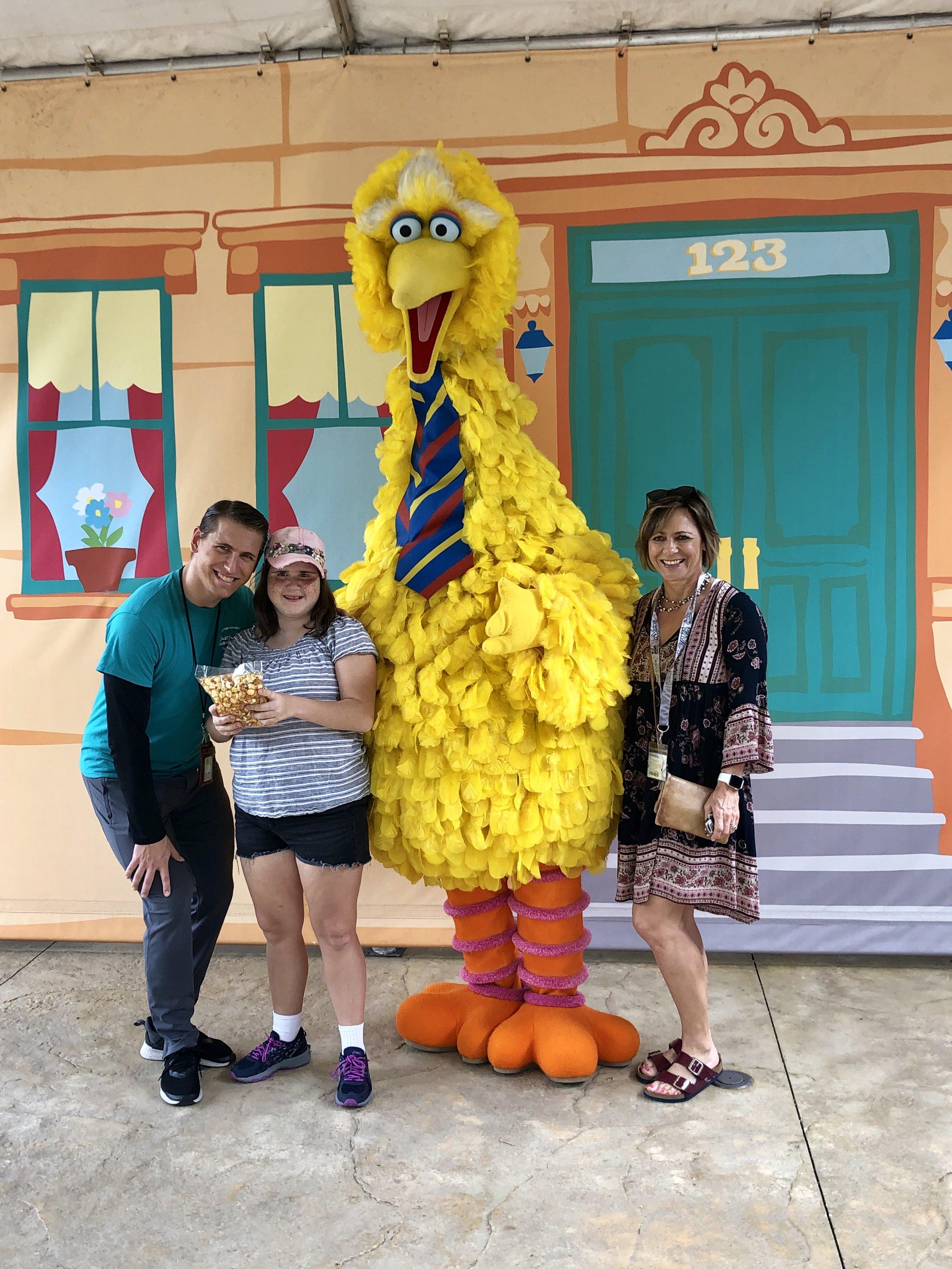 A fun day at Busch Gardens with our Benjamin!