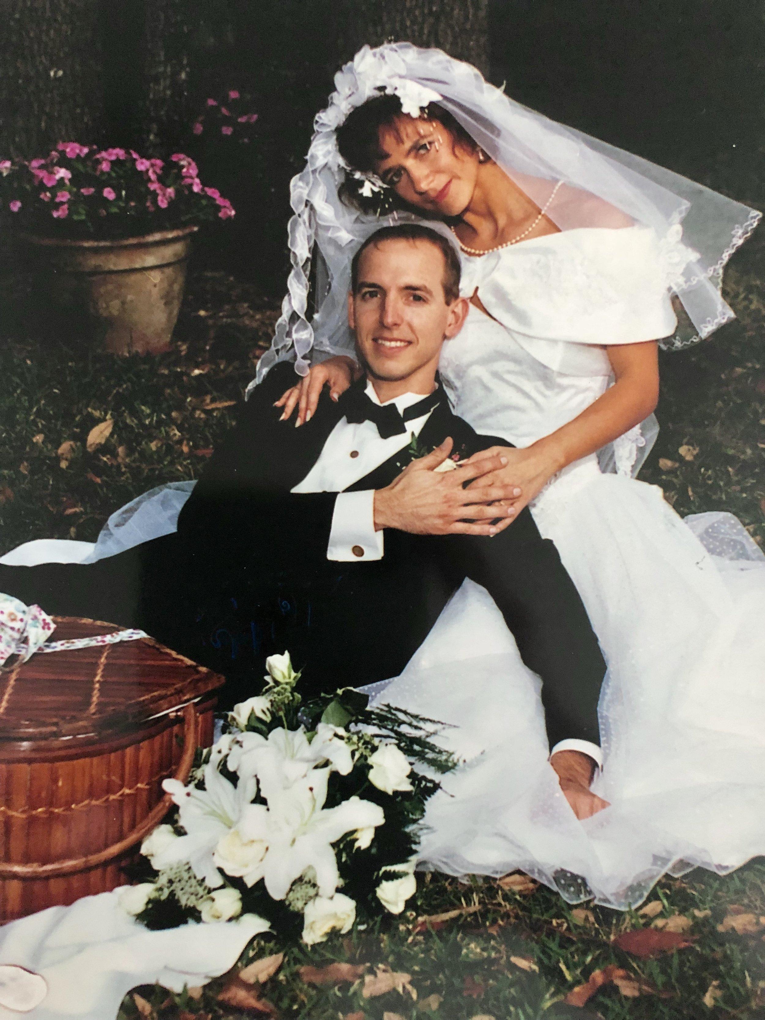 Wedding December 17, 1994