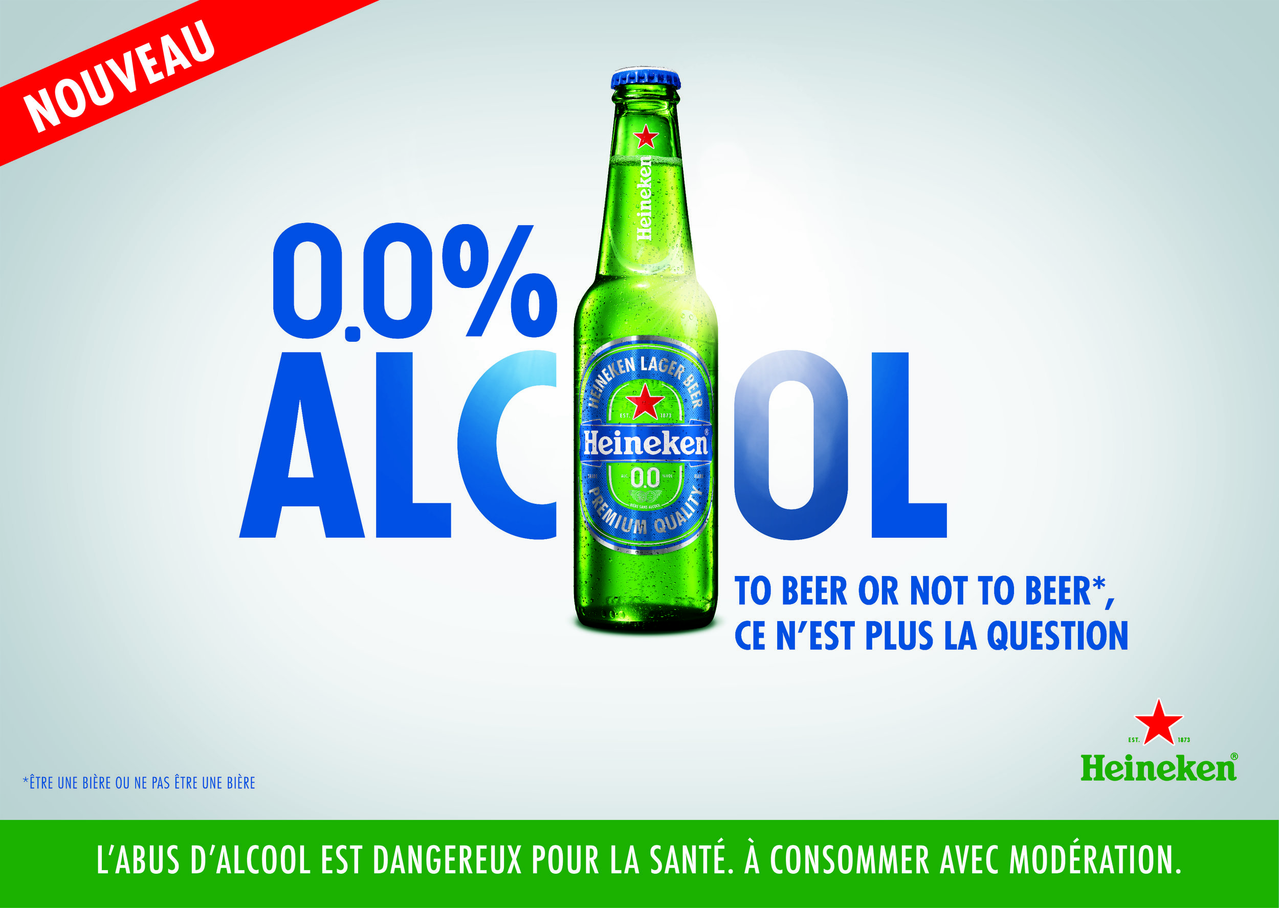 Heineken - Lancement H0.0