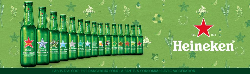 Heineken - edition limitée rse