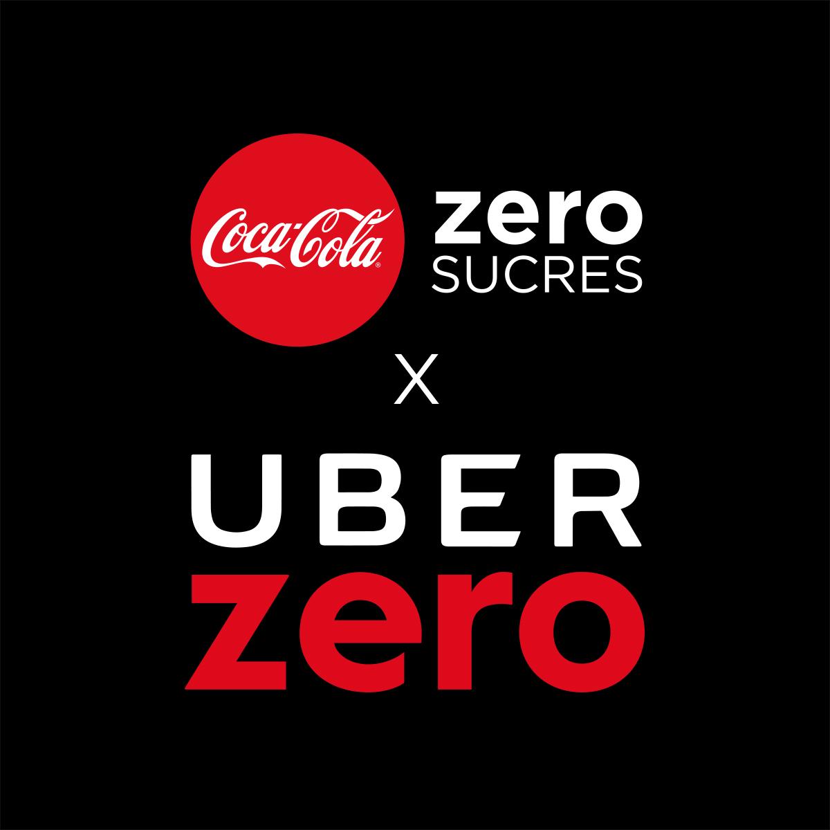 Coca-Cola - UberZero