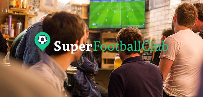 SuperFootballClub - APP by rosbeef!