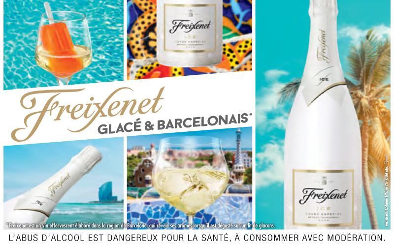 FREIXENET - ICE & CORDON