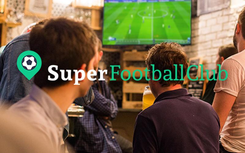 SUPER FOOTBALL CLUB - APP BY ROSBEEF!