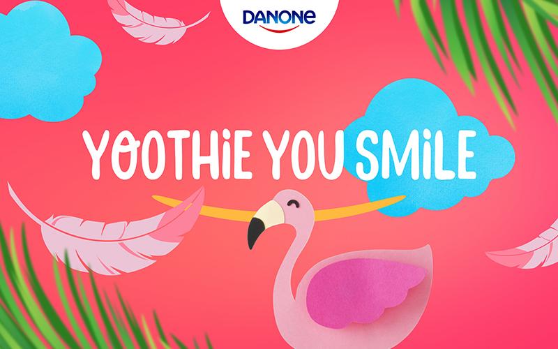 DANONE - YOOTHIE YOU SMILE