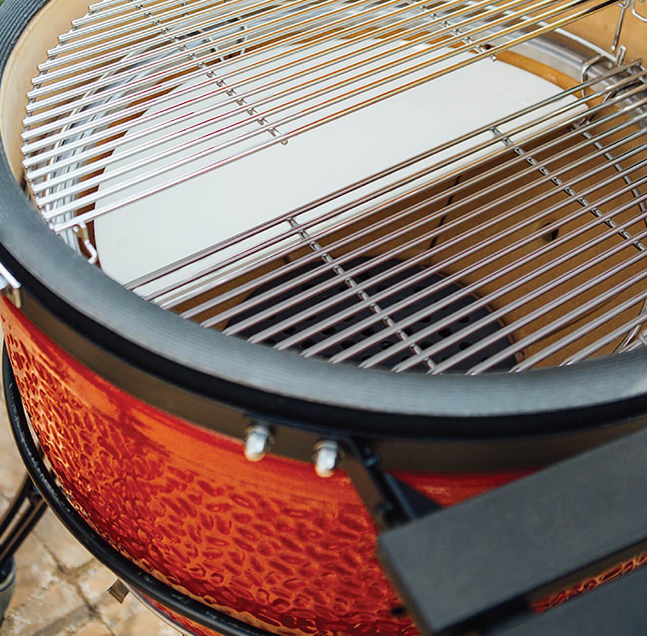 Kamado Joe ProJoe — Top Grills - Nebraska's Spot For BBQ Smokers