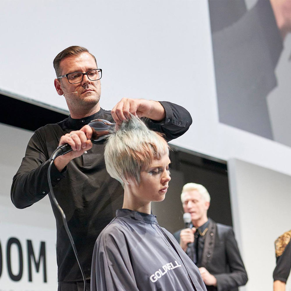 GOLDWELL ALLIANCE  - As the world's largest colour company, the Voila Goldwell partnership was a match made in heaven!Voila will give you the practical elements to becoming an elite hair stylist, while Goldwell will guarantee you stay up-to-date on all the latest trends. Learn more about this industry leading brand: Goldwell.