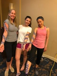 Pediatric Kinesiology taping Certification Course May 2018
